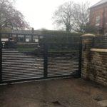 sliding gates manchester
