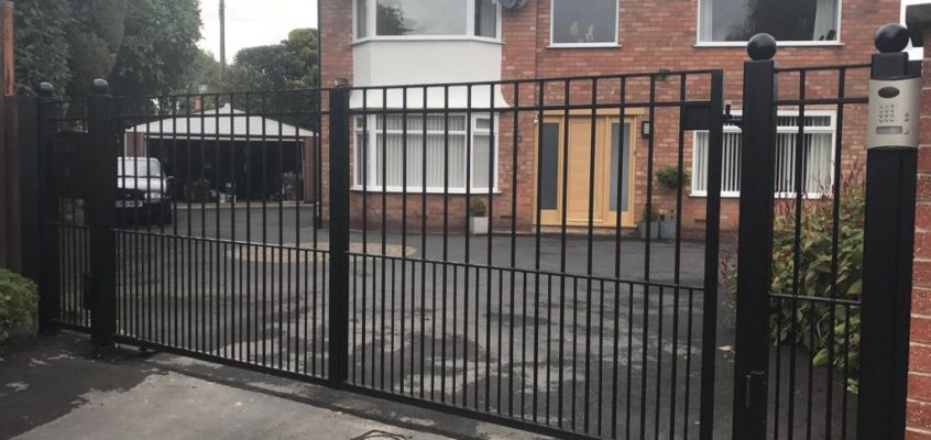 Why You Need a Driveway Gate
