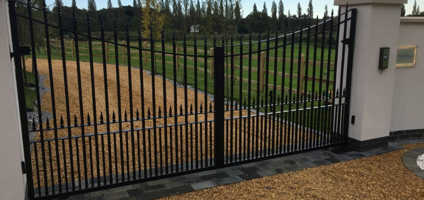 Top Benefits of Iron Wrought Gates