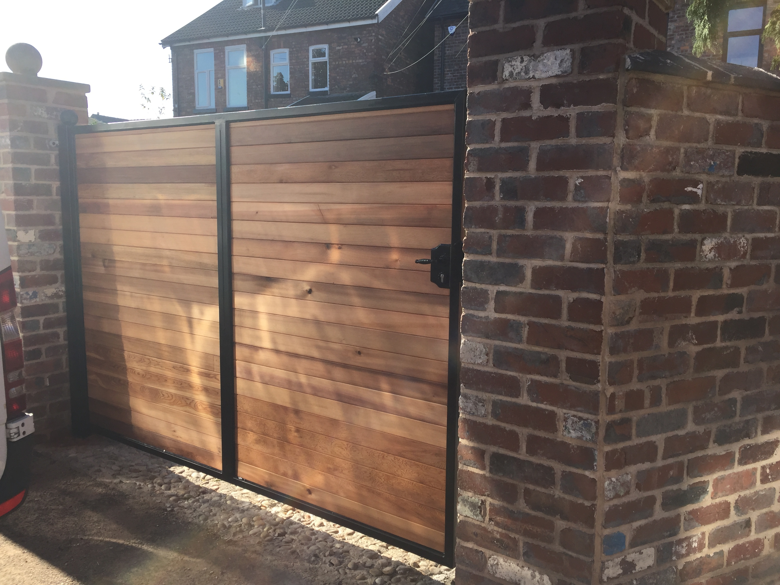 3 Causes of Wooden Gate Rot