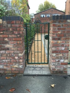 Single Green gates