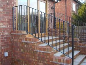 handrail 16