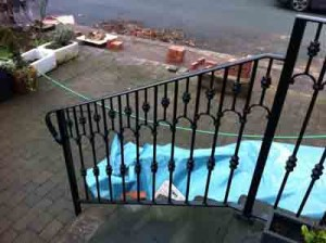 handrail 20
