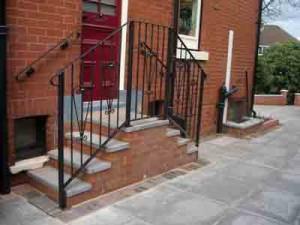 handrail 24