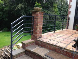 handrail 32