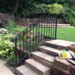handrail 34