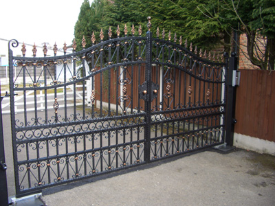 Top ten reasons you should choose wrought iron gates, plus one extra!
