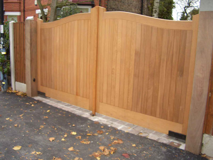 Timber, Tried and Tested | Wooden Gates Manchester