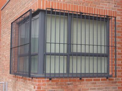 Security Conscious | Iron Window Bars