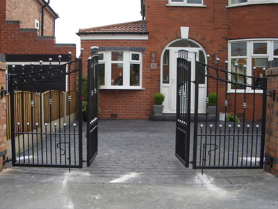 Wrought Iron Gates: An Investment?