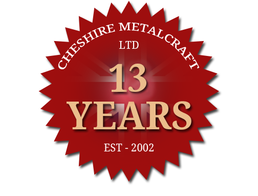 Cheshire Metalcraft at Christmas