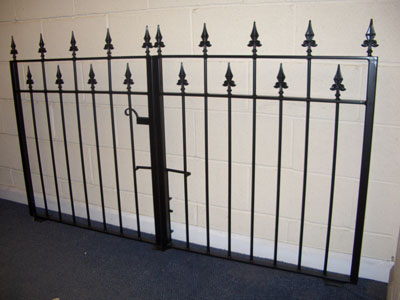 Go-To Gates | Wrought Iron Gates Manchester