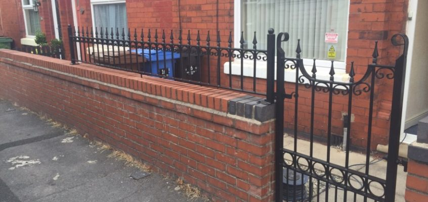 Out and About | Railings Stockport