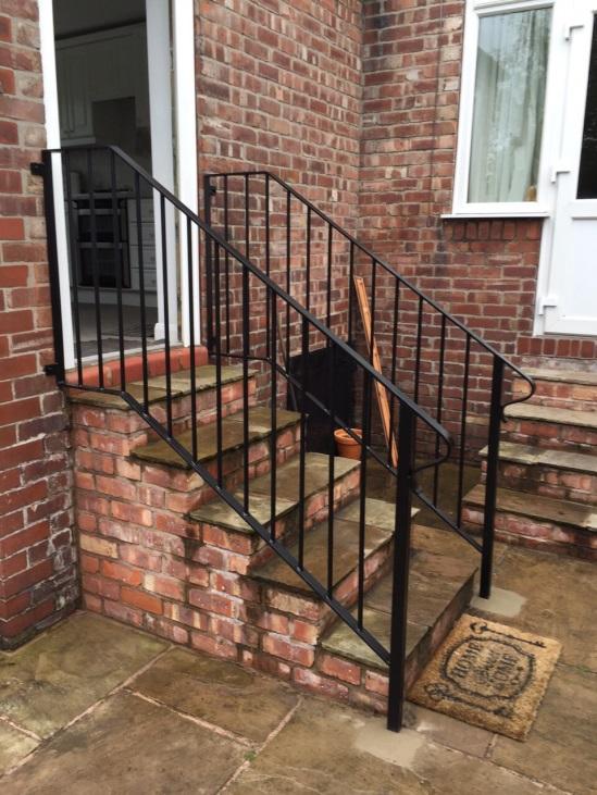 Handrails Hail